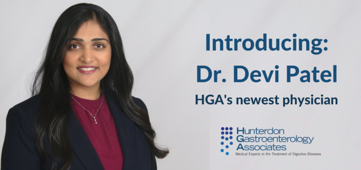 Meet Dr  Devi Patel, Hunterdon Gastro's newest physician | Hunterdon
