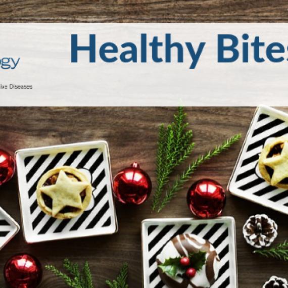 Holiday Healthy Bites 2018